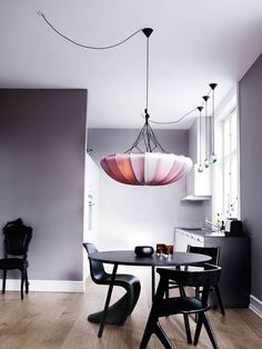 stunning wall color from Farrow & Ball,  Dove tale