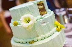 20. Green Wedding,Wedding cake / Wesele w zieleni,Tort ślubny,Anioły Przyjęć