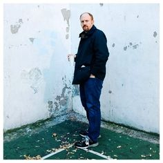 """Louis C.K. // """"I read something in the paper that really confused me the other day. It said that 80 percent of the people in New York are minorities…Shouldn't you not call them minorities when they get to be 80 percent of the population? That's a very white attitude, don't you think? I mean, you could take a white guy to Africa and he'd be like, 'Look at all the minorities around here! I'm the only majority.'"""" www.nitch.com"""