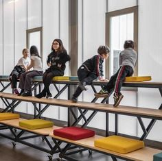 Private Sezin School Open Roof Space by ATÖLYE Labs, Istanbul – Turkey » Retail Design Blog