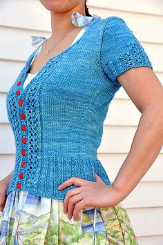 Ravelry: Colors of Kauai pattern by Hanna Maciejewska