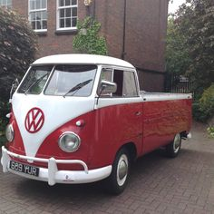 VW Splitscreen Pick Up | eBay