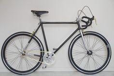 Peugeot Vintage Chrome, Mafac Gold, Brooks, Stronglight Peugeot, Chrome, Bicycle, Culture, Gold, Vintage, Bike, Bicycle Kick, Bicycles