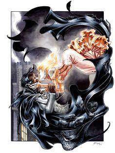 Cloak and Dagger Steampunk by DanielGovar.deviantart.com on @DeviantArt