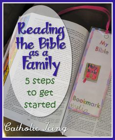 Reading The Bible As A Family: 5 Steps To Get Started