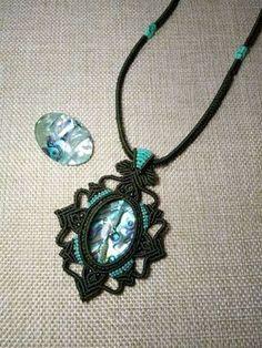 时光记水晶琉璃贝壳编绳 第10步