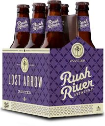 Rush River Brewing Co. Beer Packaging
