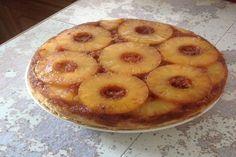 Découvrez cette recette en vidéo pour apprendre cette recette de Gâteau à l'ananas caramélisé