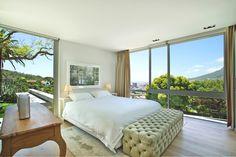Stylish rental villa boasting views across Cape Town