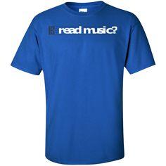 Read Music Alto Clef T-Shirt