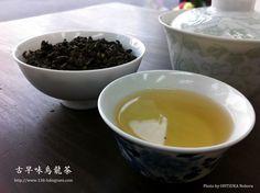 古早味烏龍茶・・・Taiwan tea