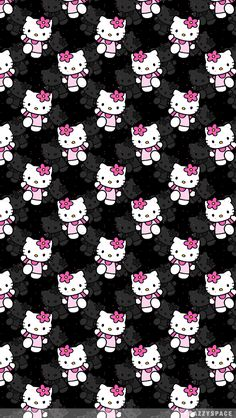hello kitty iphone wallpaper - Google Search