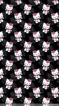 hello kitty iphone wallpaper - Google Search