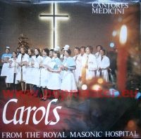CANTARES MEDICINI CAROLS FROM THE ROYAL MASONIC HOSPITAL  RMH 2 VINYL