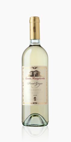 Santa Margherita's Pinot Grigio.  If I'm going to have wine, it's most likely going to be Pinot Grigio.