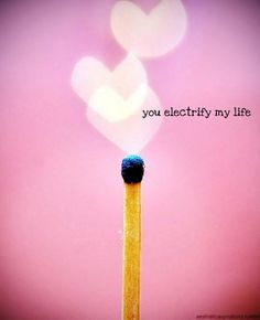 You electrify My life -- Muse