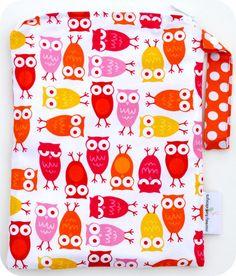sloomb - Monkey Foot Designs Bags - Pink Owlitude