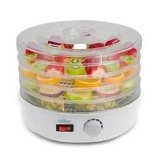 Electric Countertop Food Dehydrator, Food Preserver