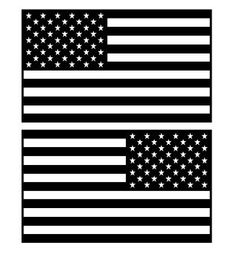 Reflective American Flag Decal Set, Jeep Decal by SBLDesignsGA on Etsy https://www.etsy.com/listing/241188322/reflective-american-flag-decal-set-jeep
