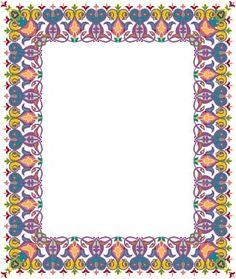 Undangan Pernikahan: Bingkai undangan dan clipart 17 Frame Border Design, Vision Art, Borders For Paper, Background Designs, Photoshop, Clip Art, Templates, Frames, Fish