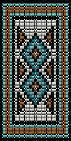 off loom beading stitches Loom Bracelet Patterns, Bead Loom Bracelets, Bead Loom Patterns, Weaving Patterns, Jewelry Patterns, Bead Loom Designs, Beadwork Designs, Native Beading Patterns, Beaded Crafts