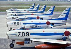 F-86F-40 ブルーインパルス