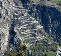 Tour de France 2015 stage 18. Going up.