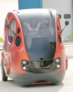 Eco-friendly car designed by MDI is powered by a compressed air engine. Non-polluting AirPod has enough room for three adults and one child. It is controlled by a joystick instead of a regular steering wheel. Four-wheeled version is currently in development. It will be manufactured and sold by Indian company Tata Motors. Expected price is $ 10,000.