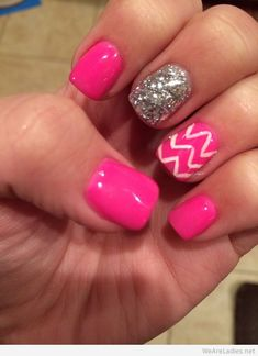 Nice pink nails ideas