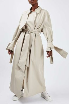 oversize-trench-cream-camel-topshop