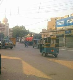 Garden Area, Karachi.