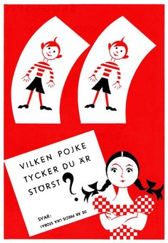Kom ska vi leka AUTHOR AND ILLUSTRATOR Einar Nerman PUBLISHER Natur och Kultur, 1950.