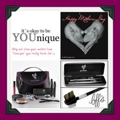 """Mother's Day is soon going to be here. Why not show her how special and """"Younique"""" your think she is.  www.youniqueproducts.com/HollyJanePaul"""