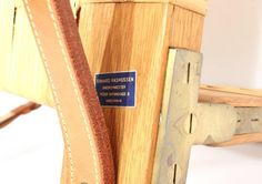 Extremely Rare Børge Mogensen Hunting Chair by Cabinetmaker Erhard Rasmussen 9