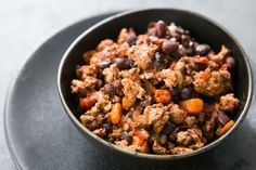 gordo quema chili con carne