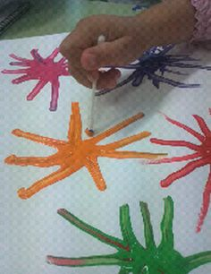 Aprender a Pintar estrellas Ideas, Arts Plastiques, Joan Miro, Toddler Activities, Learn To Paint, Constellations, Infant Crafts, Kids, Thoughts