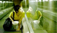 Chungking Express. One of my all time favourite movies. Hong Kong, 1994