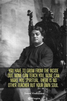♦Tap the link and read swami vivekananda quotes♦ swami vivekananda, swami vi. Buddha Quotes Life, Soul Quotes, Wisdom Quotes, Words Quotes, Sayings, Spiritual Messages, Spiritual Thoughts, Spiritual Wisdom, Spiritual Guidance