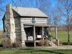 Blue Roads to Hiking Trails: Springfield Greenway One of the oldest structures in Robertson County, built about 1796.