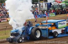 Tractorpulling Truck And Tractor Pull, Tractor Pulling, Tractors, Monster Trucks, Play, Big