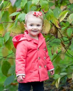 New Photos of Princess Estelle released by the Swedish Royal Court taken in October 2013 in the garden outside Haga Palace.