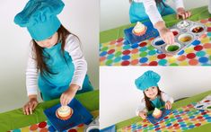 Cooking-Themed Kid's Birthday Party On a Budget | Pocket Your Dollars® | Keep your money where it belongs