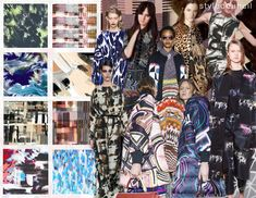 FASHION VIGNETTE: TRENDS // STYLE COUNCIL OF NYC - PRINT AND PATTERN . RESORT 2017