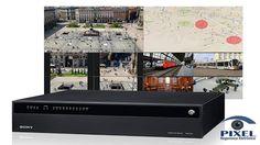 A Sony anuncia sua nova plataforma VMS, uma solução flexível e personalizável para a gestão, arm...