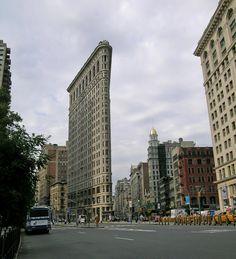 Madison Square Park & Vicinity - New York City, New York - Flatiron Building - 23 skidoo?