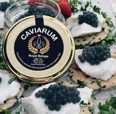 FREE Caviarum Royal Beluga Caviar Sample - http://www.guide2free.com/food-and-drink/free-caviarum-royal-beluga-caviar-sample/