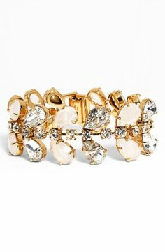 Love! Kate Spade 'secret garden' bracelet