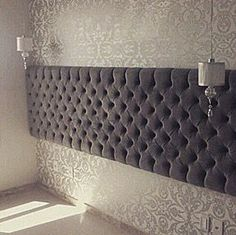 Trendy Brick Patio Wall House Ideas Trendy Brick Patio Wall House Ideas No related posts. Diy Crafts To Do At Home, Diy Home Decor, Home Bedroom, Bedroom Decor, Bedroom Crafts, Patio Wall, Headboard Designs, Headboards For Beds, Diy Tufted Headboard