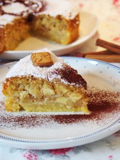 Spiced Apple Cake The post My dearest or even world best? Spiced Apple Cake appeared first on Dessert Platinum. Apple Cake Recipes, Easy Baking Recipes, Blueberry Recipes, Easy Cake Recipes, Coffee Recipes, Dessert Recipes, Dessert Simple, Lemon Desserts, Easy Desserts