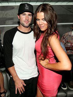 Brody Jenner, Khloe Kardashian